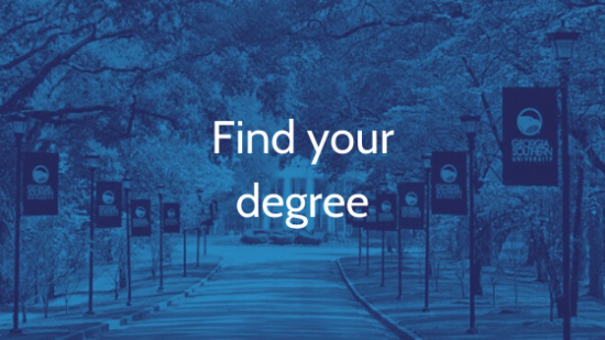 find your degree