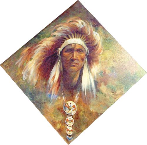 Proud Cherokee