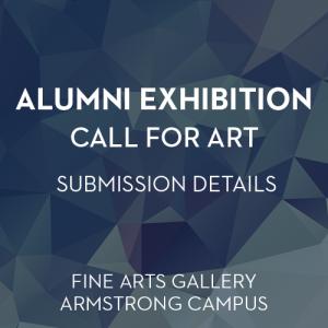 SQ_ALUMNI SHOW Call for Art