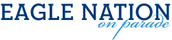 eagle nation on parade logo