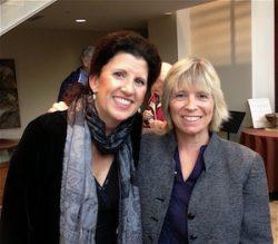 Tamara Harper & Linda Cionitti