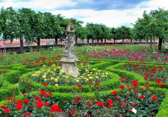 Bamberg Garden