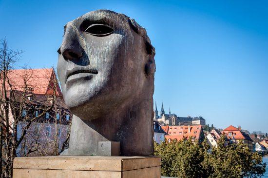 sculpture in Bamberg