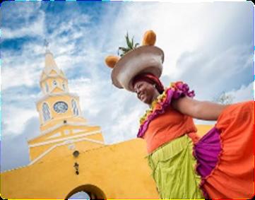 Barranquilla Dancer
