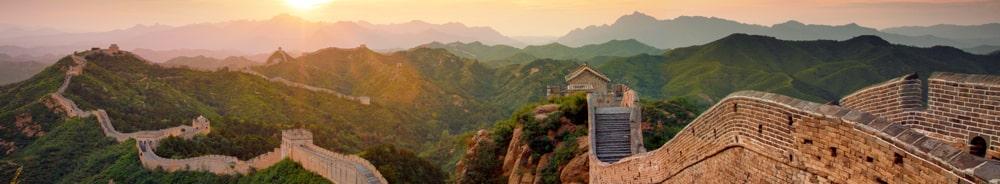 great wall of china, mandarin chinese program writing fairytale book