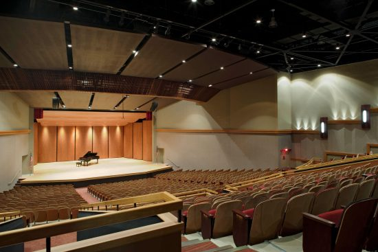 Foy Fine Arts Auditorium