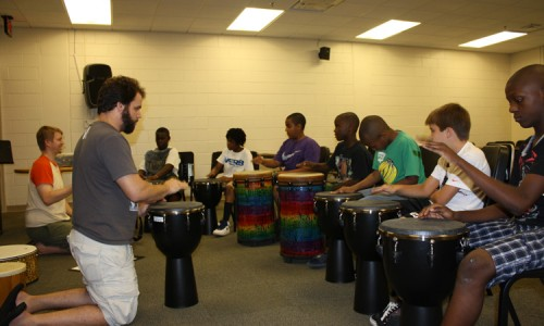 Boys Girls Club Drums