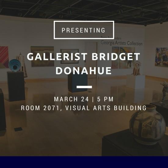 Bridget Donahue Visit Art