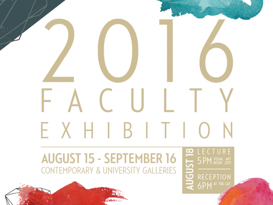 DS_Faculty Exhibition 2016