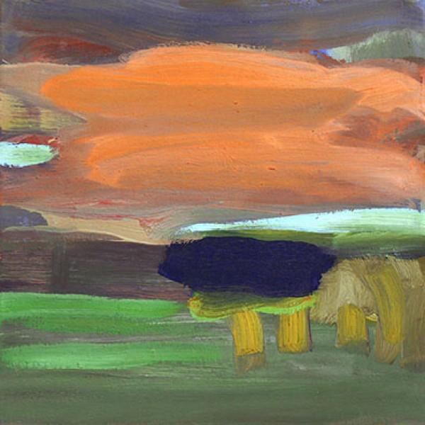 Frühjahr 2011 Rote Wolke