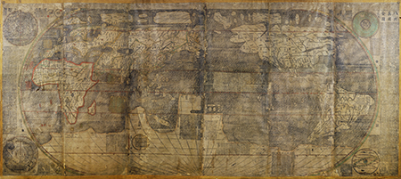 Ricci Map