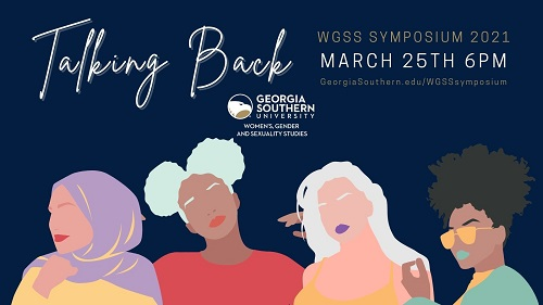Women Gender and Sexuality Studies Symposium March 25 2021